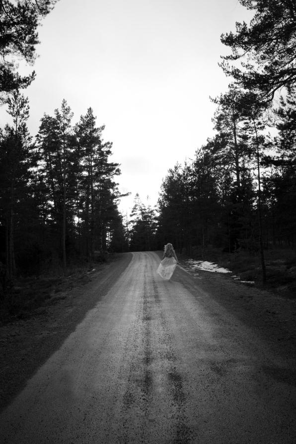 Running through my darkness