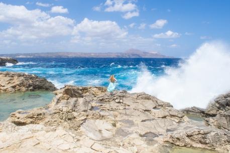 Fotografering på Kreta