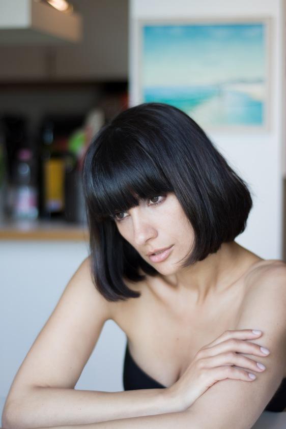 Porträttfotografering i Stockholm med Ioulia Koua