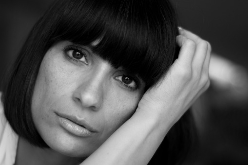 Porträttfotografering med Ioulia Koua i Stockholm