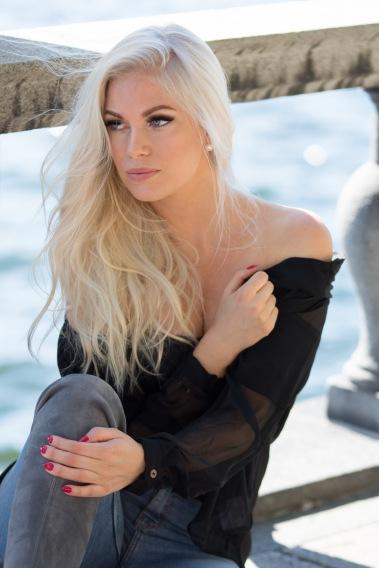 Porträttfotografering med Isabelle Åberg